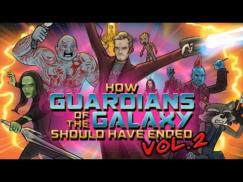 How Guardians of the Galaxy Vol 2 Should Have