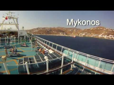 12-Day Med Cruise in 3 Minutes