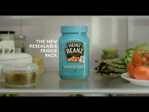 Heinz Beans Fridge Pack advert Nov. 2010