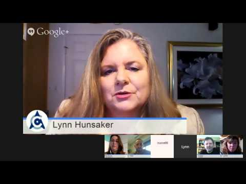 Google+ Hangout with the CX Experts: End of the Year 2014