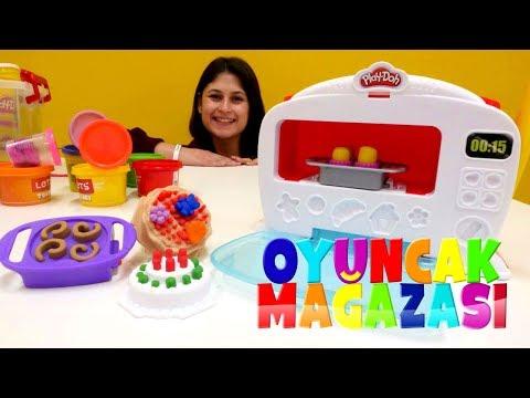 Play doh - Ayşe'nin Oyuncak Mağazası. Play-Doh Kitchen oyuncağı.