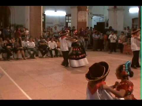 Polka Ambiciones de Gloria (Baile)