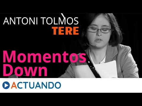 Watch video Converses Down: Antoni Tolmos & Tere Farré