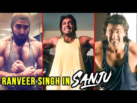 Sanju: Ranveer Singh Was The First Choice, Not Ran
