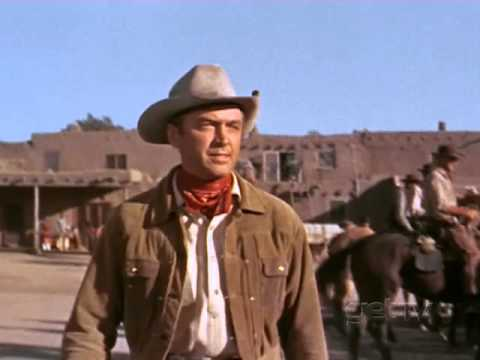 Saturday Westerns- THE MAN FROM LARAMIE (1/3)
