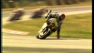 Randy Mamola highside save 1985 500cc San Marino Grand Prix Misano