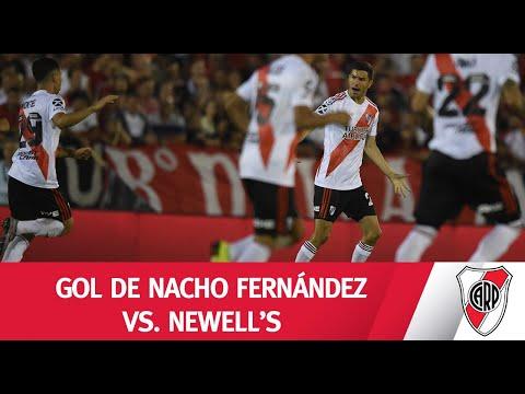 CON CLASE Fernández y un golazo de tiro libre que abría el marcador Millonario