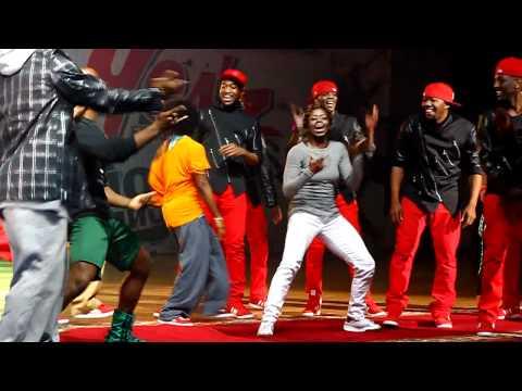 Хип-Хоп импровизация на Dance Evolution 2012