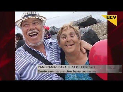 video Distintos panoramas hay para que las parejas puedan festejar el 14 de febrero