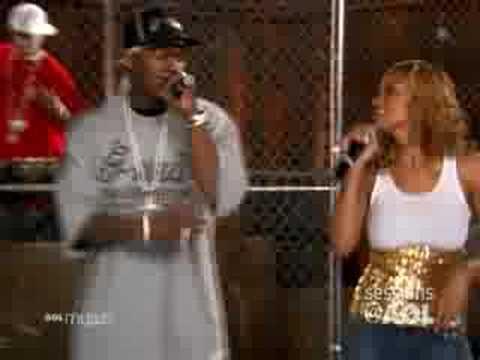 50 Cent Candy Shop Live***