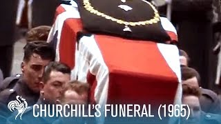 Funeral of Winston Churchill