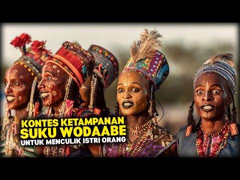 Tradisi menculik istri orang lain (GEREWOL), Suku WODAABE