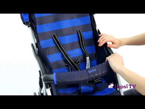 Прогулочная коляска Aprica MAGICAL AIR, фиолетовый(розовый)