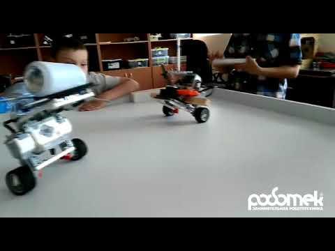 Набор в школу Робототехники