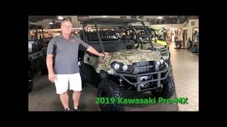 10. 2019 Kawasaki Pro-MX in Camo