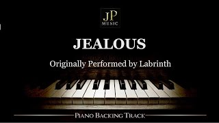Video Jealous by Labrinth (Piano Accompaniment) MP3, 3GP, MP4, WEBM, AVI, FLV Maret 2018