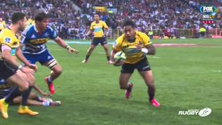Super Rugby: Try Time! Brumbies Qualifying Finals | Super Rugby Video Highlights
