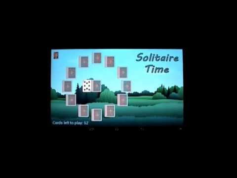 Video of Solitaire Time