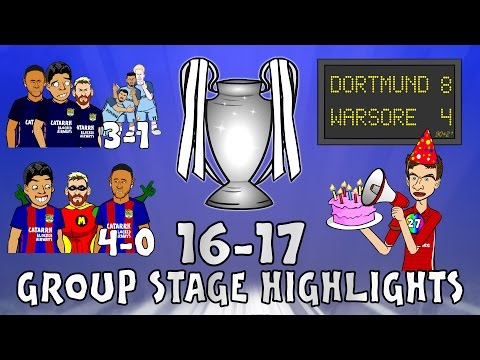 Video 🏆UCL GROUP STAGE HIGHLIGHTS🏆 2016/2017 UEFA Champions League Best Games and Top Goals download in MP3, 3GP, MP4, WEBM, AVI, FLV January 2017