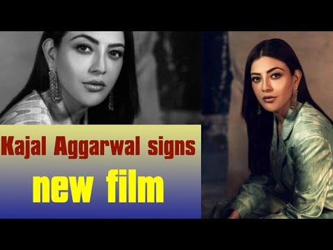 Kajal Aggarwal signs new film