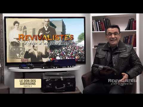 Franck ALEXANDRE - Revivalistes - Le don de guérison - Partie 2