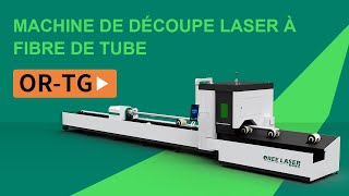 CNC 1500w carbon steel stainless steel fiber laser metal tube pipe cutting machine youtube video