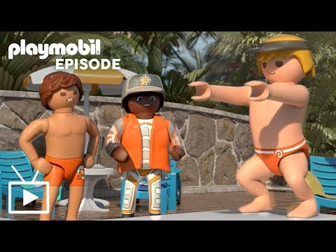PLAYMOBIL | Top Agents 5 | Prof. Chill | Film