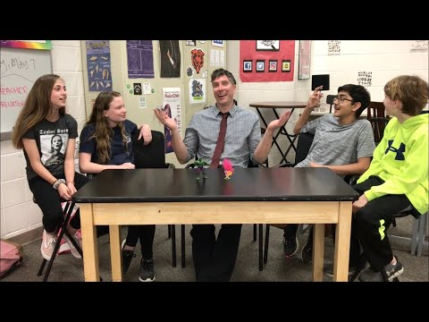 Classroom Connection S2 E16 - Gaining Perspective
