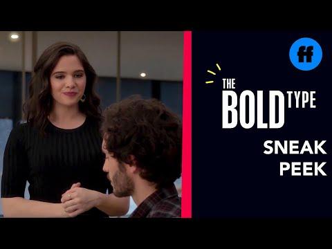 The Bold Type Season 4, Episode 12 | Sneak Peek: Jane Struggles Being The Boss | Freeform