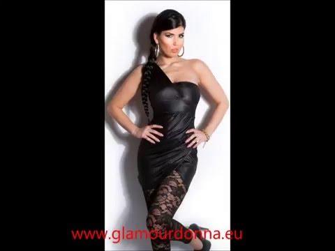 glam chic store shopping on line abbigliamento donna glamour