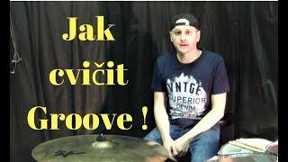 Video Groove 2 - Lekce bicí - Roman Sobotka