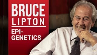9. BRUCE LIPTON - BIOLOGY OF BELIEF - Part 1/2 | London Real