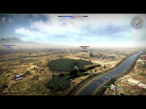 Thumbnail for 'War Thunder Group Flight – Feb 22, 2014 Part 2'