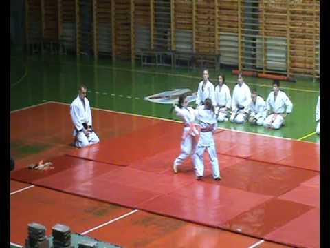 Talented Jujutsu girls from Croatia, future world champions
