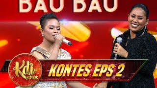 Download Video Luar Biasa! Aksi Duet Evi Masamba Bersama Waode [SUMPAH BENANG EMAS] - Kontes KDI Eps 2 (7/8) MP3 3GP MP4