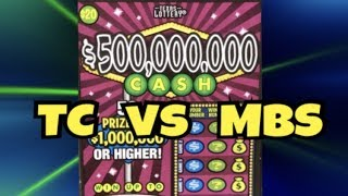 Welcome to Round #10 of Thursday Throw Down Show Down vs Millionaire Book Scratcher. Will I find a big win? Stay tuned. Check out Millionaire Book Scratcher:...