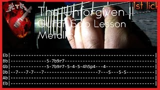 Facebook: http://www.facebook.com/rockerthemetalInstagram: https://www.instagram.com/rockerthemetalAsk for a lesson: https://www.patreon.com/user?u=2894674Tuning: E A D G B ESong: The Unforgiven II - Band: Metallica.Equipment:-Ibanez S 920-IK Amplitube 4-Amplifier Roland Cube 30x-Digitech Rp350-Audacity-Samsung HMX-H200 Full HDThank you for watching this video!Subscribe!