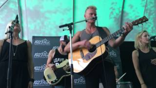 Video Mother Mother - 'Get Out the Way' in  the 102.7 the PEAK Green Room MP3, 3GP, MP4, WEBM, AVI, FLV Juli 2018