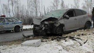 Жесткие аварии 1й недели Декабря 2015