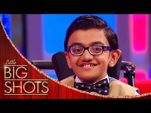 Sparsh: The Boy Who Inspired Millions   Little Big Shots