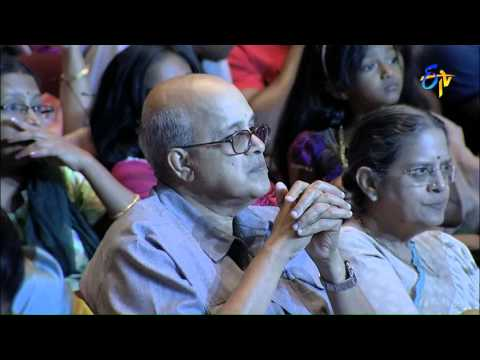 Ghal Ghal Ghal Ghal Song - SP Balasubrahmanyam Performance In ETV Swarabhishekam - 13th Dec 2015