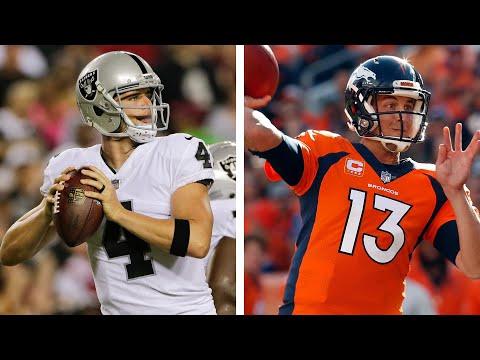 Video: NFL Week 4 Preview I Raiders vs. Broncos