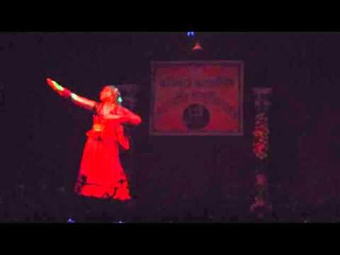 Canvas dance programme at Uttarpara