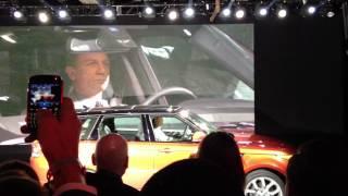 Daniel Craig Range Rover Sport 2013