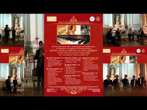 Humoreske - Santa Cecilia Trombone Quartet