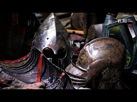 Рыцарские доспехи - своими руками