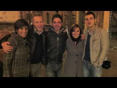 Pietro e Viviana a Roma