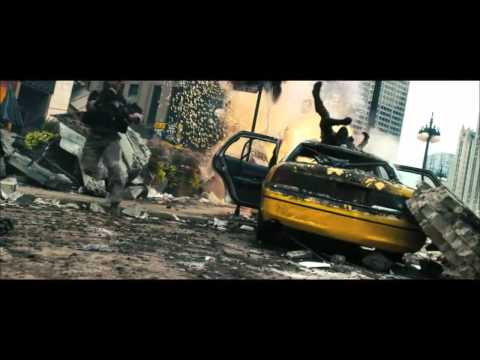 Transformers The Dark Knight Rises trailer mash up