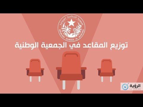طبيعة توزيع المقاعد الانتخابية في الجمعية الوطنية – فيديو