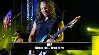 Metallica - One (Live - Bangalore, India) - MetOnTour